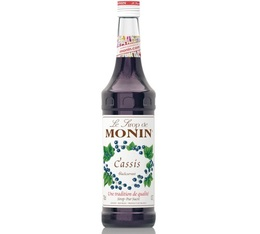 Sirop Monin - Cassis - 70cl