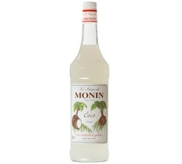 Sirop Monin - Coco - 1 l