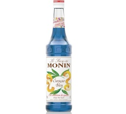 Sirop Monin - Curacao bleu - 70 cl