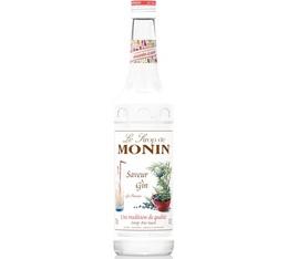 Sirop Monin - Saveur Gin - 70 cl