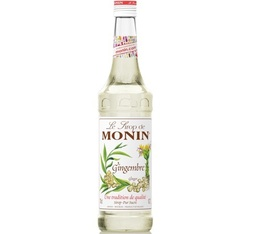 Sirop Monin - Gingembre - 70 cl