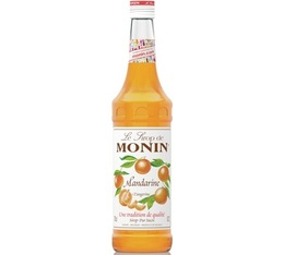 Sirop Monin - Mandarine 70 cl