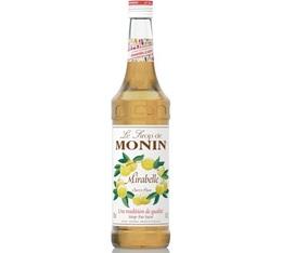Sirop Monin - Mirabelle - 70cl