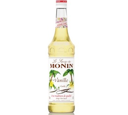 Sirop Monin - Vanille (french vanilla) - 70cl
