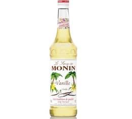 Sirop Monin - Vanille (french vanilla) - 70cl