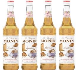 Sirop Monin - Spéculoos 4x70 cl