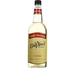 Sirop Da Vinci Chocolat Blanc - 1L