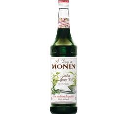 Sirop Monin - Thé Vert Matcha - 70 cl