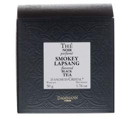 Thé Smokey Lapsang Dammann x 25 sachets Cristal