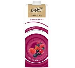Smoothie Da Vinci Fruits Rouges/Extrait de Thé Vert - 1L