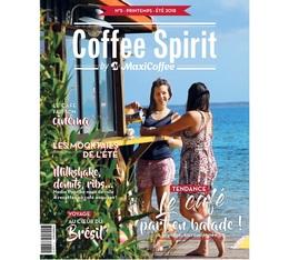 Magazine Coffee Spirit numéro 5 - Printemps - Été 2018