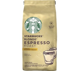 Café en grain Starbucks Blonde Espresso Roast - 200g