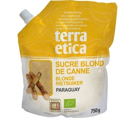 Blond sugar cane from Paraguay - 750g - Café Michel