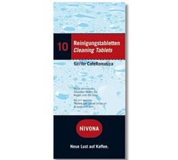 Tablette nettoyante pour machine automatique Nivona  x10