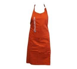 Tablier Barista Orange Maxicoffee.com