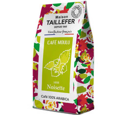 Maison Taillefer Hazelnut flavoured ground coffee - 125g