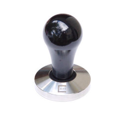 Tamper    58 mm Acier Pop noir - Concept Art