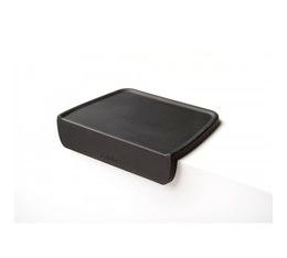 Cafelat right-angle black tamping mat