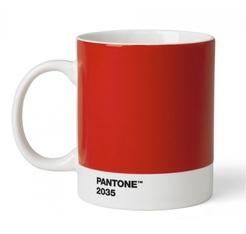 Mug en porcelaine Rouge 2035 34.5 cl - Pantone