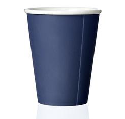 Tasse ANDY en porcelaine Dark Ocean VIVA Scandinavia - 32 cl