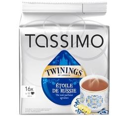 capsule tassimo twinnings th etoile de russie 16 t discs. Black Bedroom Furniture Sets. Home Design Ideas