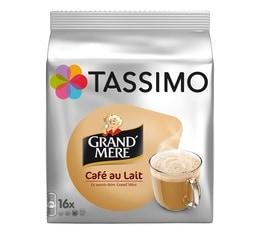 Dosette Tassimo Grand Mère Café au Lait - 16 T-Discs