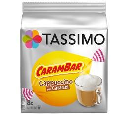 Dosette Tassimo Carambar - 8 T-Discs