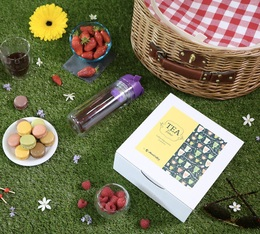 Coffret Tea Time Back to Summer spécial thés fruités