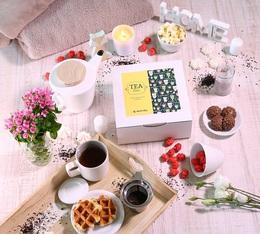 Coffret Tea Time : Gourmandise - 6 x 50 g de thé en vrac