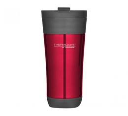 Tumbler Mug Flip Lid Rouge Glacé 42.5cl - Thermocafé by Thermos