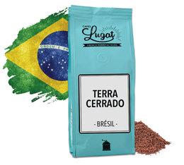 Café moulu : Brésil - Terra Cerrado - 250g - Cafés Lugat