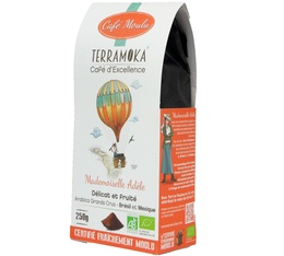 Terramoka Mademoiselle Adèle organic ground coffee - 250g