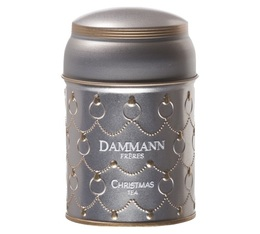 Thé blanc de Noël aromatisé Christmas Tea 50g - Dammann