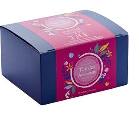 Boîte 20 sachets - Thé Des Amoureux - Comptoir Français du thé