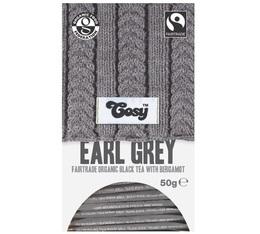 Thé noir bio Earl Grey Cosy x 20 sachets