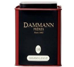 Boite Dammann N°10 Thé Assam GFOP