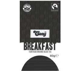 Thé noir bio Breakfast Cosy x 20 sachets