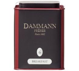 Boite Dammann N°06 Thé Breakfast
