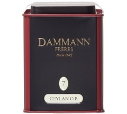 Boite Dammann N°07 Thé Ceylan OP