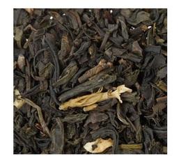 Mélange thé noir et vert Secret Tibétain (Bergamote/Jasmin/Vanille) en vrac - 100 gr - George Cannon