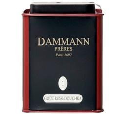 Boite Dammann N°01 Thé Goût Russe Douchka
