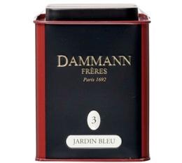 Boite Dammann N°03 Thé Jardin Bleu