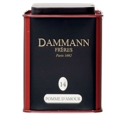Boite Dammann N°14 Thé Pomme d'Amour