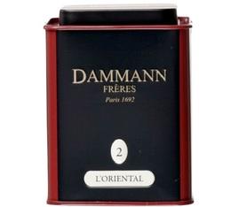 Boite Dammann N°02 Thé L'Oriental