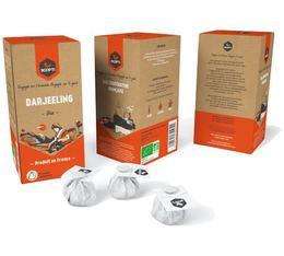 20 mousselines Thé Bio Darjeeling - SCOP TI