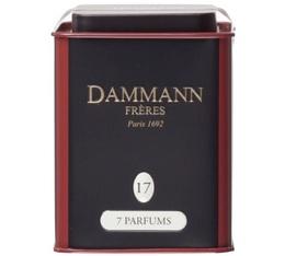 Boite Dammann N°17 Thé 7 Parfums