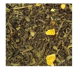 Mélange thé noir et vert bien-être Taï-chi en vrac - 100 gr - George Cannon
