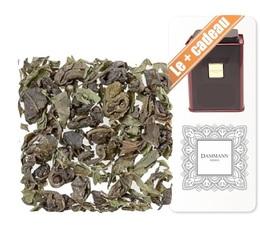 Thé en vrac Touareg 500g + boite à thé (vide)métal collection Dammann offerte