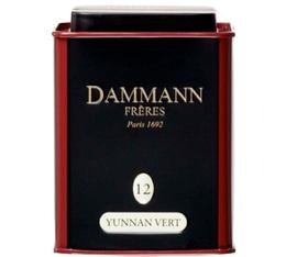 Boite Dammann N°12 Thé Yunnan vert