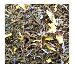 Thé noir en vrac Mélange Fleurs de la Jungle - 100gr - Comptoir Français du Thé